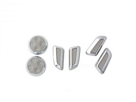 Капачета (копчета) на бутон за седалка Audi A4 B8