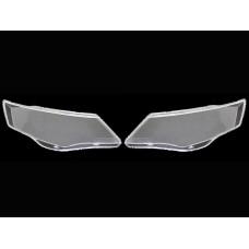 Капаци за фарове на Mitsubishi Outlander 2