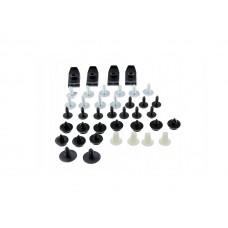 Комплект копки ( щипки ) за кора под двигател Toyota Avensis T250