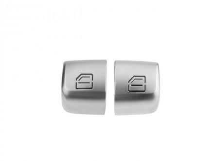 Капачета (копчета) на бутон за Mercedes C W205, E W213, S W222