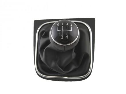 Топка с маншон за скоростен лост VW Golf 6