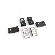 Капаче (копче) на бутон за BMW 5 E39 и 7 E38