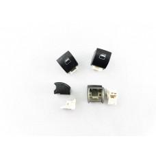 Капаче (копче) на бутон за BMW 5 E60 и X3 E83